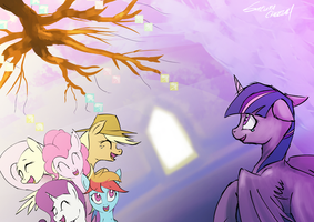 Castle Sweet Castle indeed by SakuraCheetah