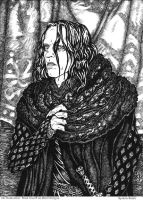 Grima Wormtongue by SlayerSyrena