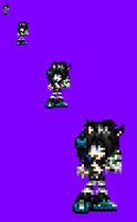 Francis Boom Style Sprite by NSMBXomega