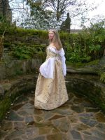ever after venetian gown by Abigial709b
