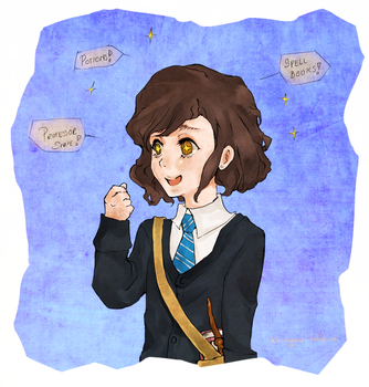 pottermore ~ persona by kaiseiyuubi