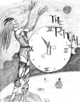 TheRitual-ElvenDeathWarrior by linzi-chan
