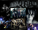 The Word Alive collage by Gunmetal-Angel