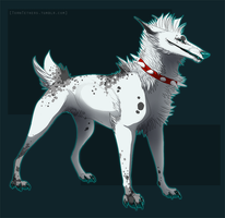 Feral Adopt 1 CLOSED by TornTethers