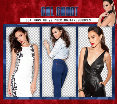 Pack Png: Gal Gadot #452 by MockingjayResources