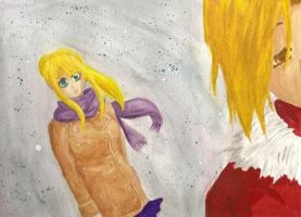 FMA: Parting by Fictional-Fact