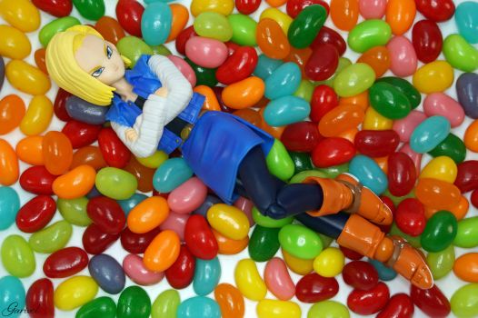 Android Jelly Bean by Garivel