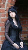 ...Gothic Queen II... by Black-Ofelia-Stock