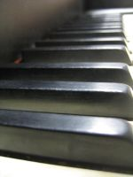 Stock Steinway Keys 8 by darlingstock