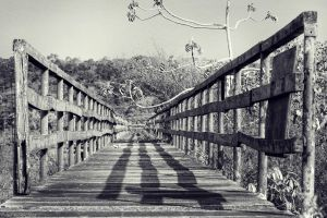 passerelle vers nulle part by dth75