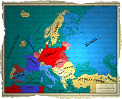Europe 1940 by AHImperator
