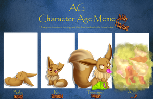AG Age Meme: Flavius by autopsy-turvy