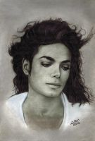 Michael Jackson by ADRIANSportraits