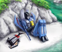 Thundercracker by Utsugimj