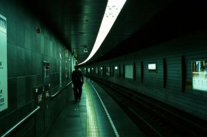 Subway Station by LKHNoel