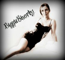 Black Dress II by BiggieShorty