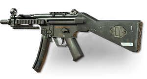 MW3: MP5 by FPSRussia123