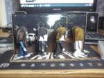 The Beatles Abbey Road diorama by totya0108