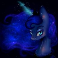 Would Thou Like To See The Moon Rise? by Saoiirse