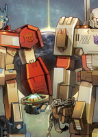transformers by m343m