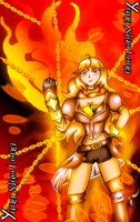 Yang Xiao Long complete by ChronoPinoyX