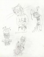 Galen: First drawings by ZiizV