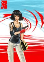 Faith in Mirror's Edge by AcyeL