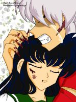 Inuyasha: I'm so Sorry by spogunasya