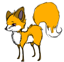 Fox by ScraptorProductions