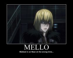 Death Note- Mello by Clive4everLegal
