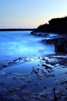 Blue Lake Texoma by SublimeBudd