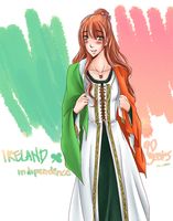 APH: Ireland 90y indipendence by naccholen