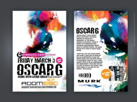 Oscar G At Room960 by can