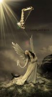 The Sound of Angel by Louis-Jr