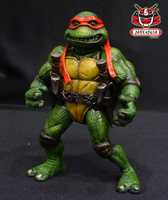 TMNT THE MOVIE 1990 REPAINT 05 by wongjoe82