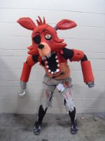 Five Nights at Freddy's - Foxy by SailorUsagiChan