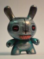 custom dunny 3in by JasonJacenko