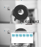 Screnshoot Paradise Black by GregTutorials