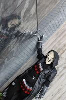 Reaper Cosplay  #1 by Daft-punk-girl2