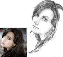 Demi Lovato by FireDestined4