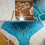 Midna's cloak inside by TifilCosplay