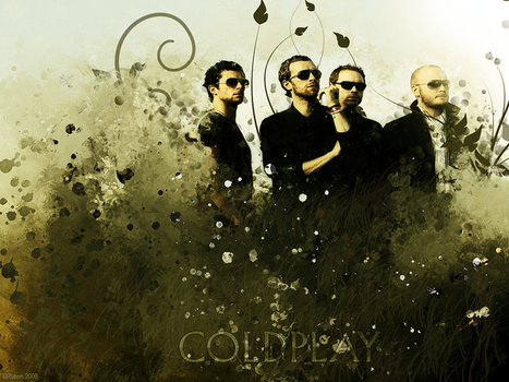 Coldplay Wallpaper by TheRuben
