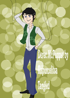 Derec McPuppet (New MH Ghoul) by RapunzelitsaTangled