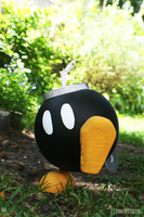 Bob-omb Sculpture by jWhittaker