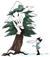 Don't Starve oc 13 by Ganym0