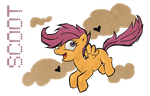 scoots by Kna