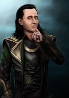Loki by Greykitty