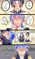 DMMD: In Aoba mind by K224