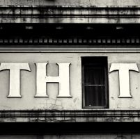 T H window T by jaismith