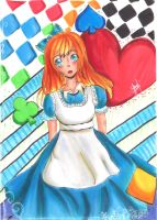 Alice -Speedpaint link in desc- by Inkydrops
